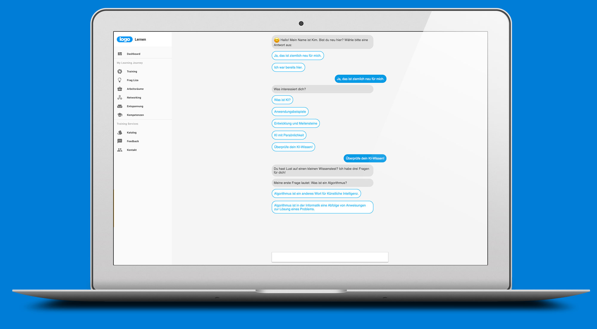 Conversational Learning mit Jix Integration ins LMS